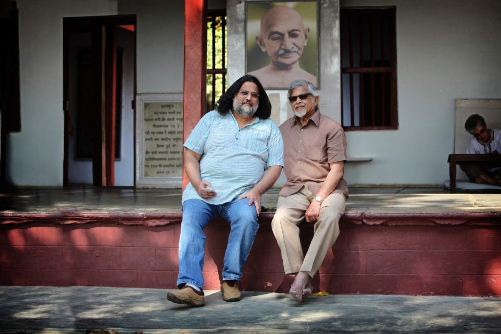 Arun and Tushar Gandhi on Legacy Tour