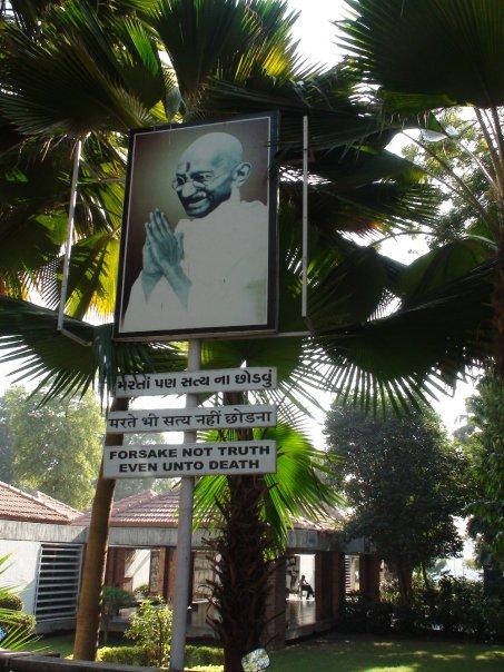sabramati ashram