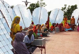 Building Solar at Barefoot College