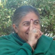 Previous India Tours Included Dehradun and Vandana Shiva