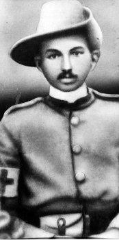 Gandhi_Boer_War_1899