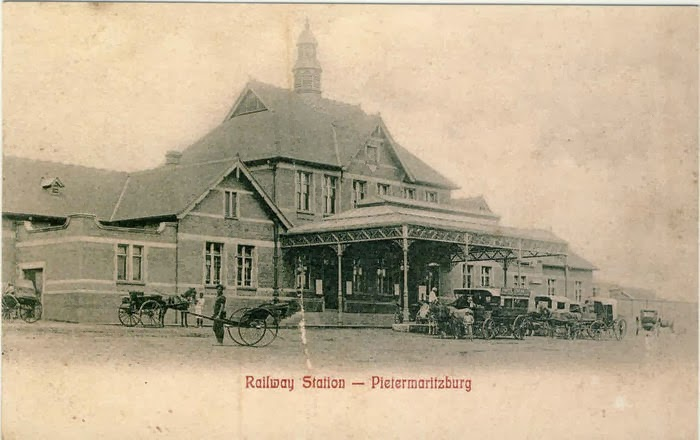 Pietermaritzburg - Railway Stationcompressed