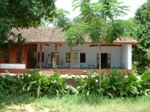 sabarmati ashram building