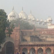 January 13: Agra and the Taj Mahal
