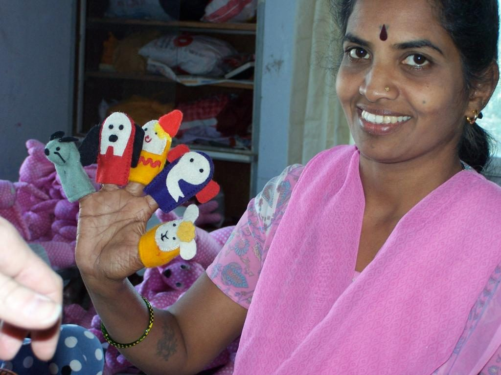 Mumbai Women's India Trust does wonderful work