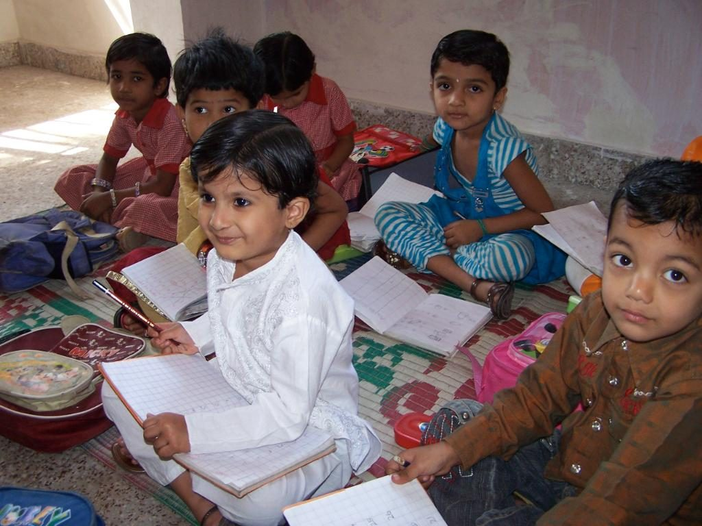Womens India Trust Daycare for Children