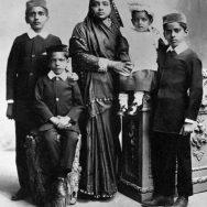Photographic Journey Through 6 Generations of Gandhi