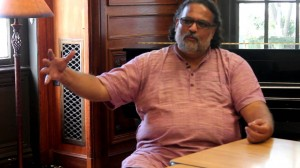 Tushar Gandhi from the Heart!
