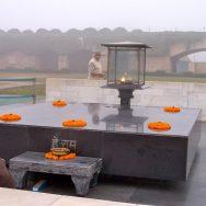 Gandhi Samadhi Commemorative Ceremony
