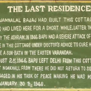 Sevagram Ashram was Gandhi's  'village that was his kingdom'