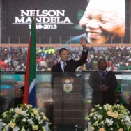 Tribute to Nelson Mandela from Ahmed Kathrada