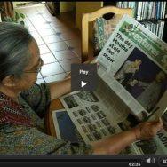 Gandhi's granddaughter remembers Mandela