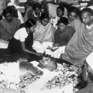 Gandhi, Father of the Nation, shot at 5:12 pm  Jan 30, 1948
