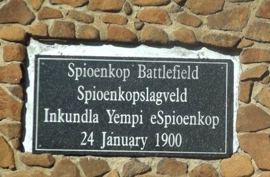 Spioenkop Battlefield