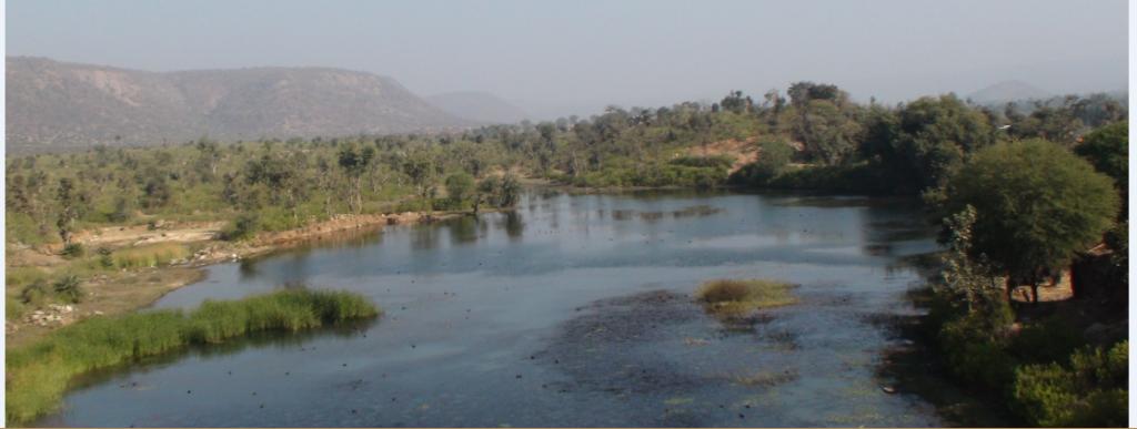 Rajendra Singh water reclamation