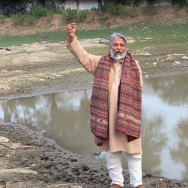 Walking Water in California… … with Dr. Rajendra Singh 'The Waterman'